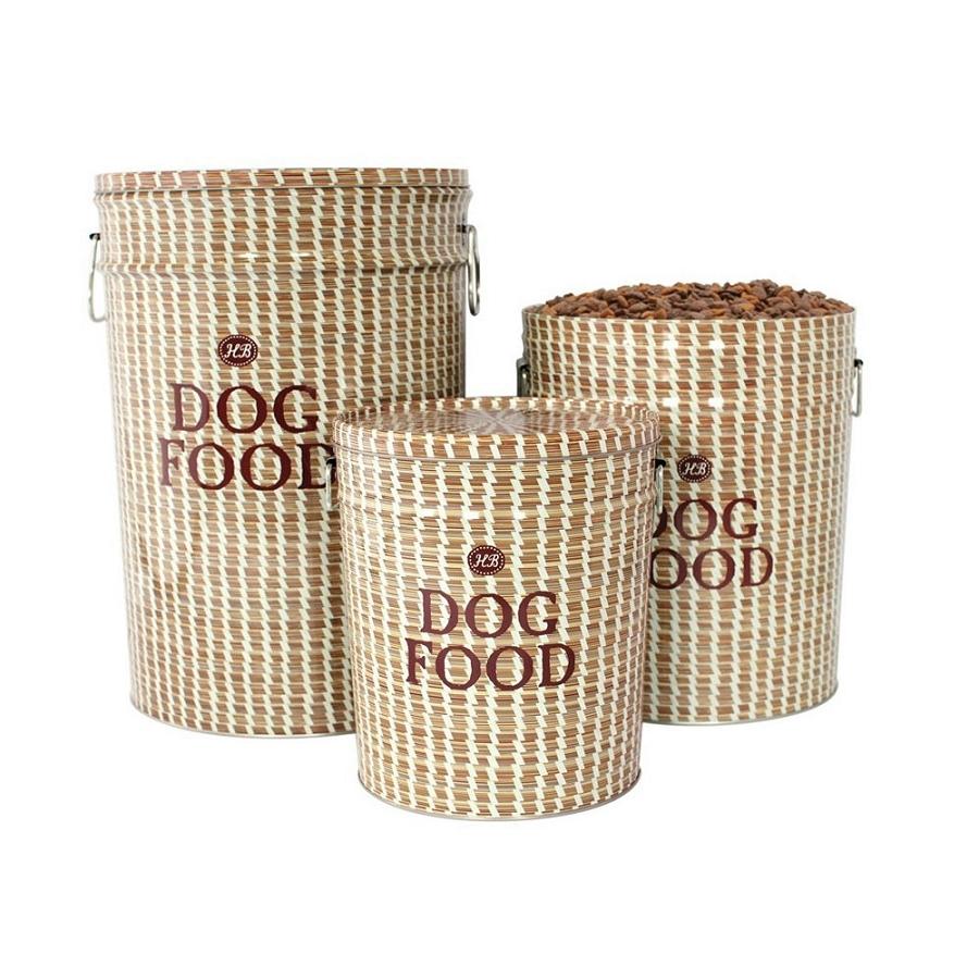 Sweetgrass basket food storage canister harry barker