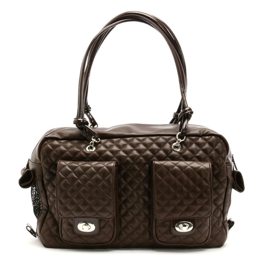 Small designer dog purse pet carrier dog breeds picture