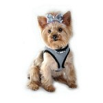 Choke Free Dog Harness- Dusty Blue