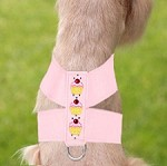 Cupcake Swarovski Crystal Dog Harness - 20 Colors