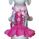 Hot-To-Trot Dressy Dog Harness
