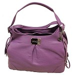 SoHo Collection Dog Carrier - Violet