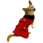 Little Red Riding Dog Coat
