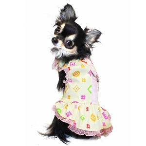 Malibu Harness Dog Dress