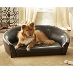 Roxy Crescent Sofa Dog Bed