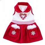 Snow Drop Princess Dog Dress