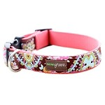 Stella Rose Dog Collar by Mimi Green