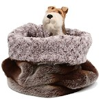 Cuddle Cup Dog Bed - Platinum