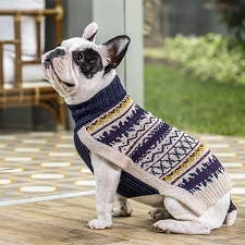 Ethnic Paradise Alpaca Dog Sweater