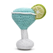 Margarita Crochet Dog Toy