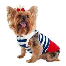 Anchors Away Yacht Dog Dress