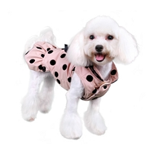 Annie City Dog Coat