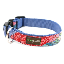 Bailey Dog Collar by Mimi Green