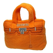 Barkin Purse Dog Toy