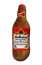 Barkweiser Beer Toy