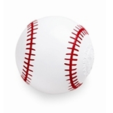 Baseball Orbee-Tuff Dog Toy