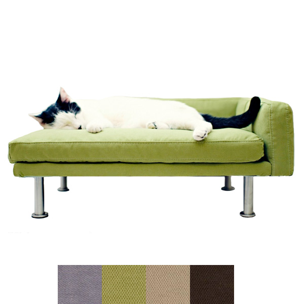 Bella Cozy Pet Lounger Bed Cool Dog Beds At Glamourmutt Com