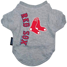 Boston Red Sox Dog Shirt