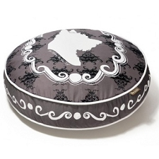 Cameo Round Eco-Friendly Dog Bed