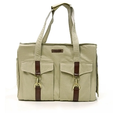 Cece Buckle Tote Carrier