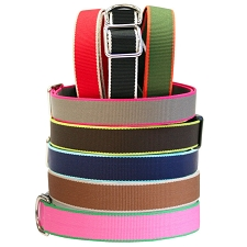 Chelsea Eco-Friendly Dog Collars- Eight Colors