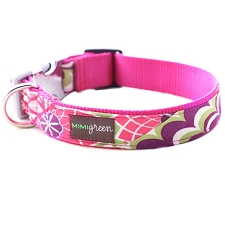 Cora Dog Collar by Mimi Green