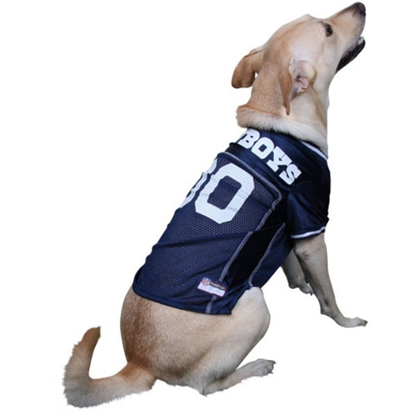 hot sales fdea0 3d87c Dallas Cowboys Dog Jersey