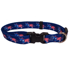 Democrat Dog Collar