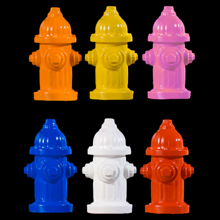 PETaPOTTY Fire Hydrant for Dogs | Designer Dog Supplies ...