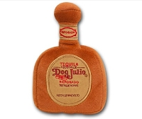 Dog Julio Tequila Dog Toy