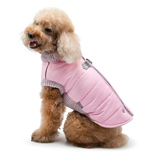 Dogo Runner Coat- Pink