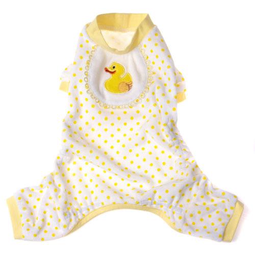 d58b7d81e08b Ducky Onesie Pajamas