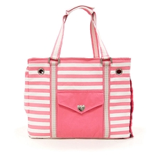 East Hampton Pink Tote Carrier