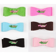 Alligator Hair Bows- 20 Colors