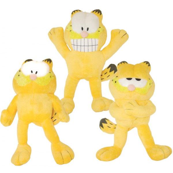 Garfield Plush Dog Toy At Glamourmutt Com