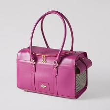 Grand Voyager Dog Carrier- Fuchsia