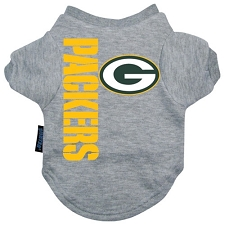 Green Bay Packers Dog Shirt