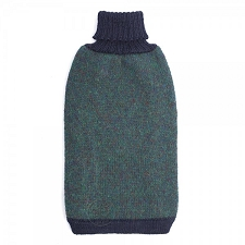 Green Elixir Luxury Alpaca Dog Sweater