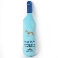 Grey Dog's Vodka Dog Toy