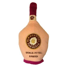 Mirapawval Wine Dog Toy