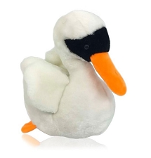 Hanky The Swan Plush Toy