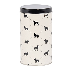 Town & Country Dog Treat Tin by Harry Barker