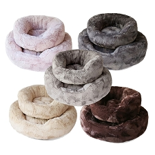 Amour Dog Beds- Solid Colors