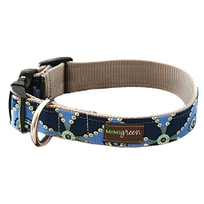 Henry Dog Collar by Mimi Green