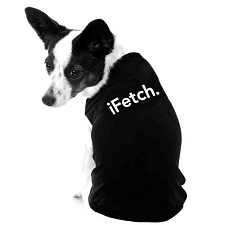 iFetch Dog Shirt