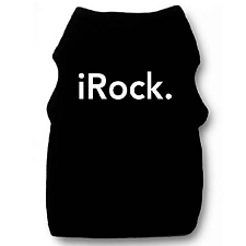 iRock Dog Shirt
