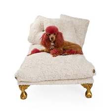 Ivoire Antique Chic Pet Bed