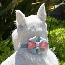 Julia Pinwheel Collar by Susan Lanci