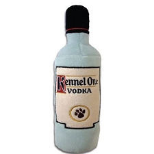 Kennel One Vodka Dog Toy