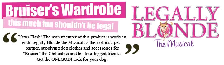 Legally Blonde Dog Carrier News